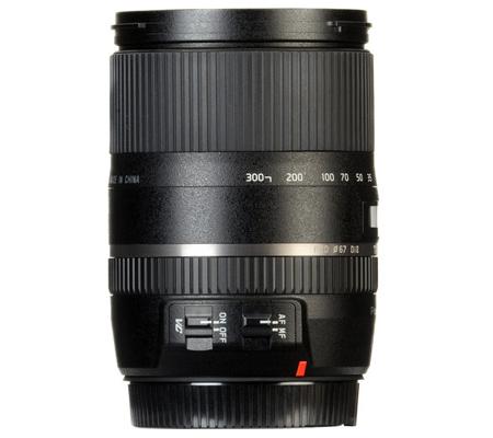 Tamron for Nikon 16-300mm f/3.5-6.3 Di II VC PZD MACRO