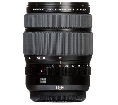 Fujifilm GF32-64mm f/4 R LM WR