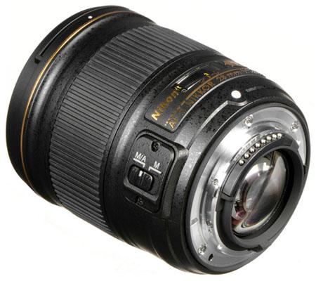 Nikon AF-S 28mm f/1.8G N