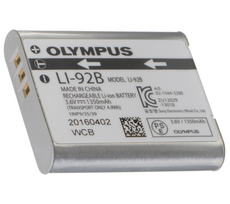 Olympus Li-92B Battery