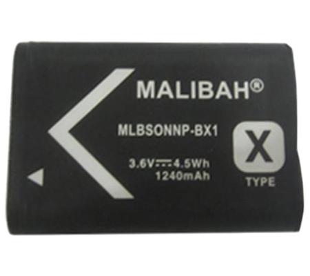 Malibah Sony NP-BX1 Battery