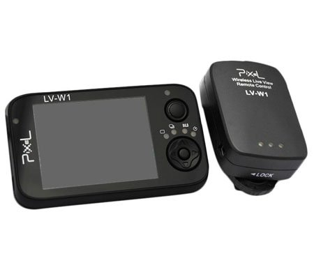 Pixel LV-W1 Wireless Shutter Remote Control