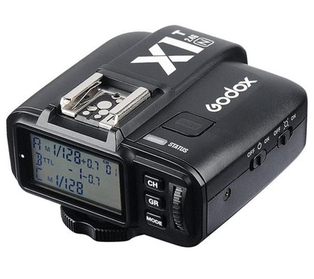 Godox Wireless TTL Flash Transmitter X1T-N for Nikon
