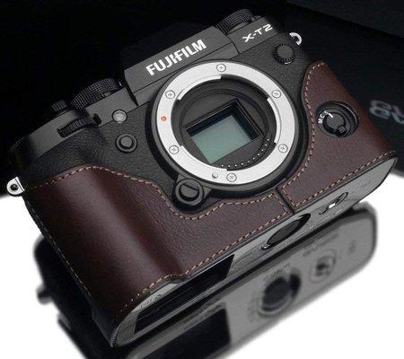 Gariz Halfcase for Fujifilm XT2 (XS-CHXT2 Brown)