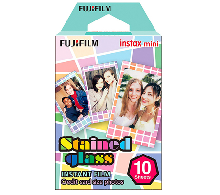 Fujifilm Instax Mini Paper Stained Glass