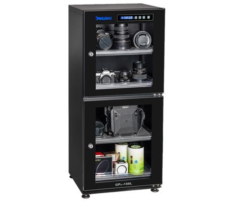 Samurai GP2-150L 150Liter Digital Dry Cabinet