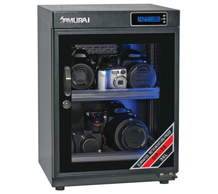 Samurai GP3-36L 36Liter Digital Dry Cabinet