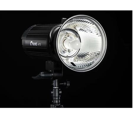 RAMS H70 HSS TTL Kit Studio Lighting