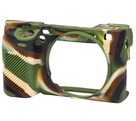 Easy Cover for Sony Alpha A6400/A6300/A6100/A6000 Camouflage