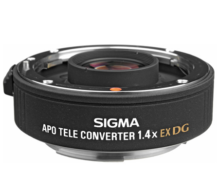 Sigma 1.4X EX APO Tele-Converter AF for Canon