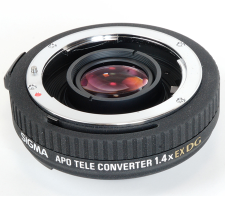 Sigma 1.4X EX APO Tele-Converter AF for Nikon