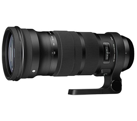 Sigma for Canon 120-300mm F2.8 DG OS HSM Sports (S)