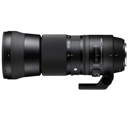 Sigma for Canon 150-600mm f/5-6.3 DG OS HSM Contemporary (C)