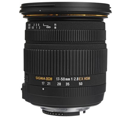 Sigma for Nikon 17-50mm f/2.8 EX DC OS HSM