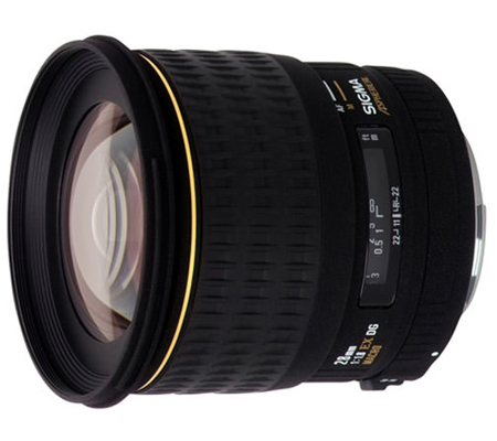 Sigma for Canon 28mm f/1.8 EX DG MACRO