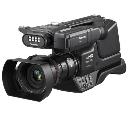 Panasonic HC-MDH3 Full-HD Camcorders