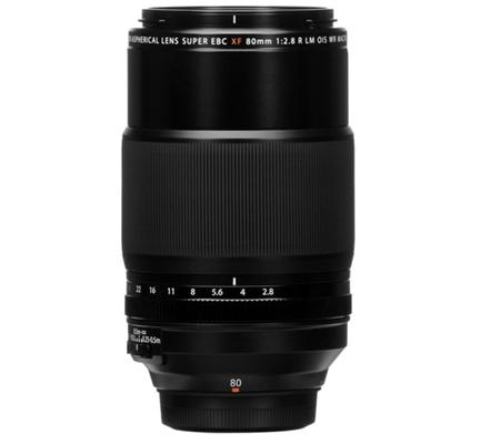 Fujifilm XF80mm f/2.8 R LM OIS WR Macro