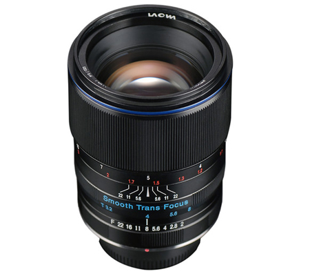 Laowa for Sony FE 105mm f/2 Smooth Trans Focus Venus Optics