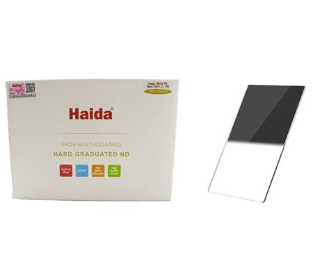 Haida 100 Series Pro II Multi-coating Hard Graduated ND0.6, 100x150mm (HD3157)