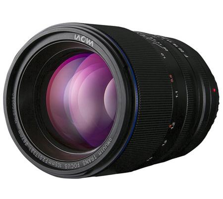 Laowa for Sony FE 105mm f/2 Smooth Trans Focus Venus Optics