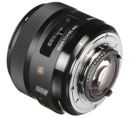 Sigma for Nikon 30mm f/1.4 DC HSM Art (A)