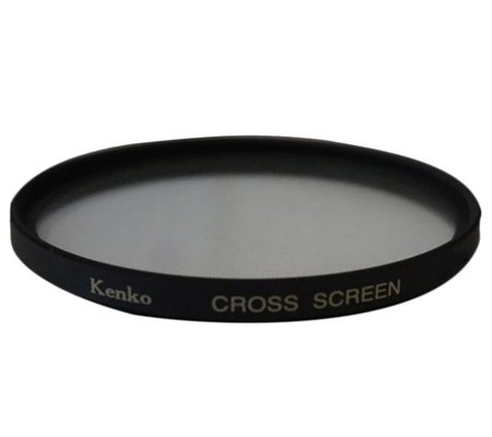 Kenko Cross Screen (4 Point) 58mm