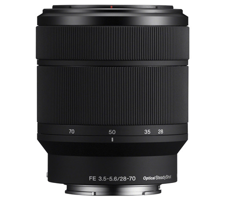 Sony FE 28-70mm f/3.5-5.6 OSS