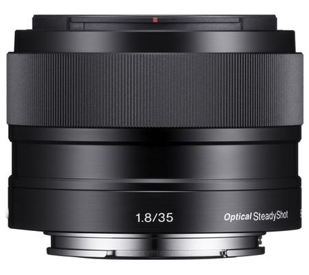 Sony E 35mm f/1.8 OSS Prime