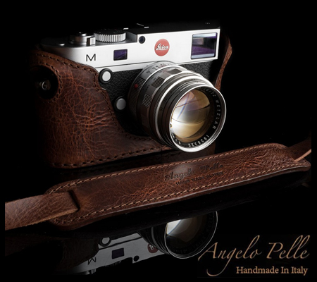 Angelo Pelle Neck Strap Deluxe Edition Foxy Brown