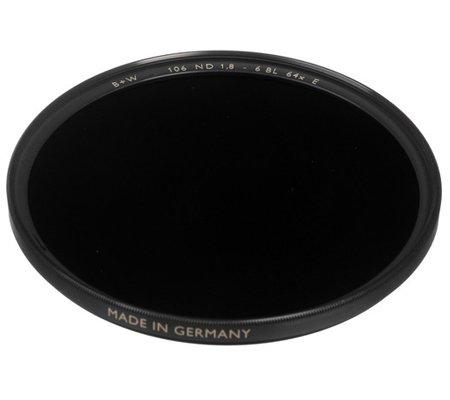 B+W F-Pro ND 1.8 64x 6stop 77mm