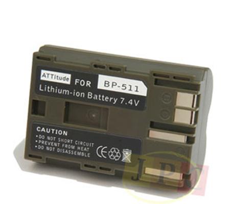 ATT Battery Canon BP-511