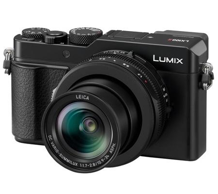 Panasonic Lumix DC-LX100 II Digital Camera Black