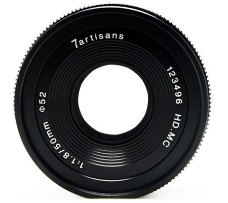 7Artisans 50mm f/1.8 for Sony E Mount