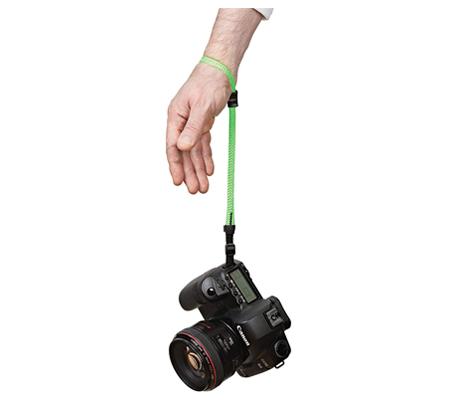 Joby DSLR Wrist Strap Neon Green