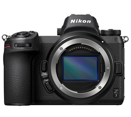 Nikon Z7 Body with FTZ Mount Adapter Kit