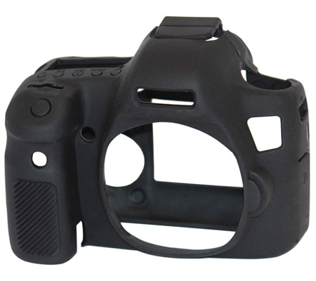 Easy Cover for Canon EOS 6D Black