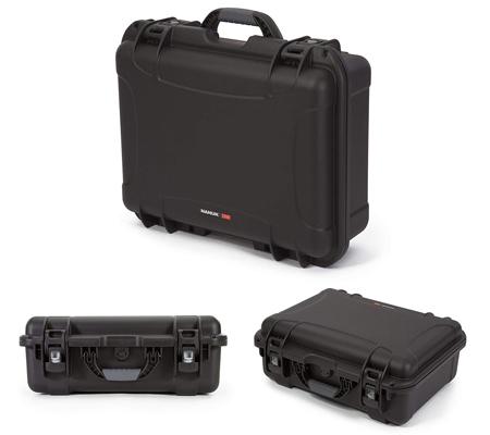 Nanuk 940 Waterproof Hard Case with Foam Insert Black