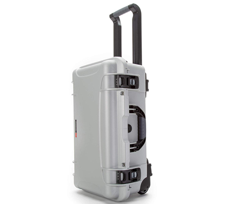 Nanuk Protective 935 Case With Foam Silver
