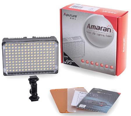 Aputure Amaran LED AL-H160 with CRI: 95  (New Models)