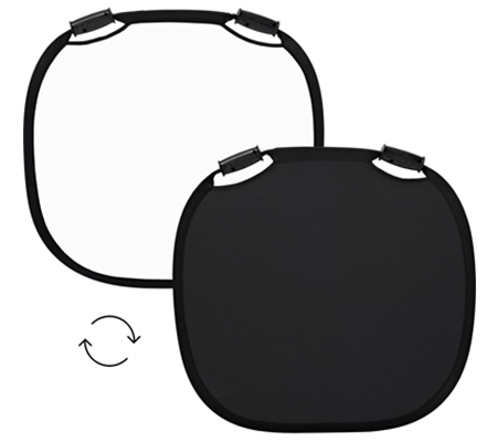 Profoto Collapsible Reflector Black/White Medium.