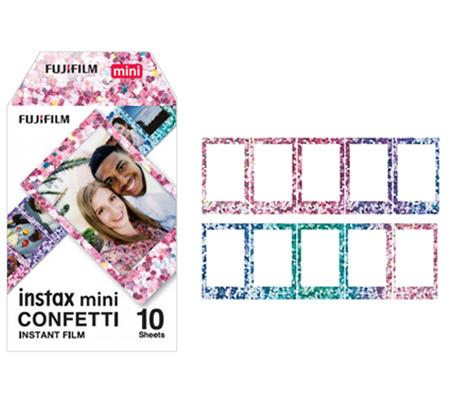 Fujifilm Instax Mini Paper Confetti