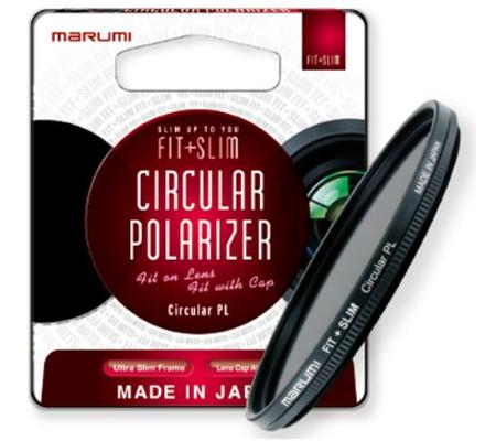 Marumi Fit + Slim CPL 46mm