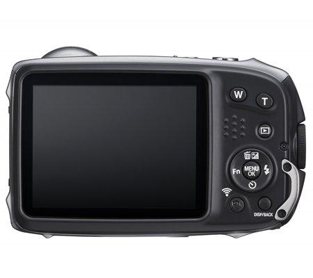 Fujifilm FinePix XP140 Digital Camera Dark Silver
