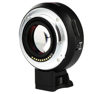 Procore Lens Adapter EF-M2 Canon Lens EF To Micro 4/3 Olympus