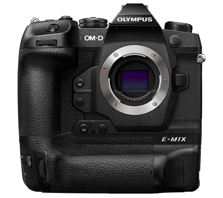 Olympus OM-D E-M1X Mirrorless Digital Camera Body Only
