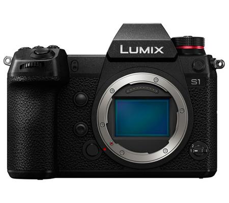 Panasonic Lumix DC-S1 Mirrorless Digital Camera Body