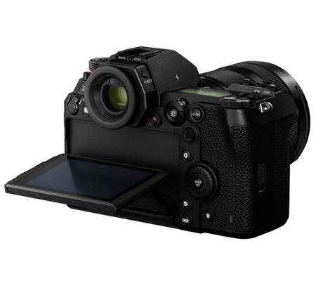 Panasonic Lumix DC-S1R Mirrorless Digital Camera Body
