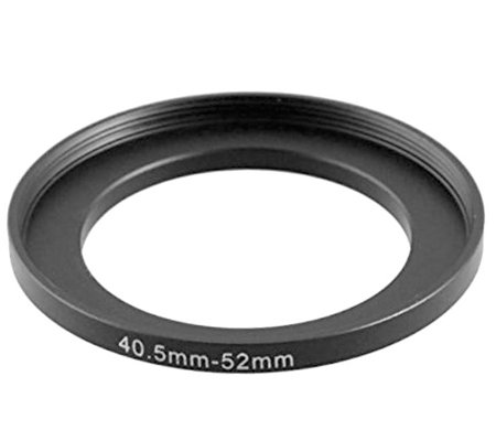 3rd Brand Step Up Ring 40.5-52mm