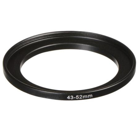 3rd Brand Step Up Ring 43-52mm