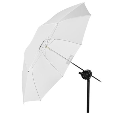 Profoto Umbrella Shallow Translucent Medium.
